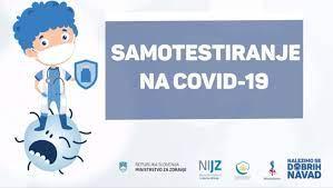 Ministrstvo za delo, družino, socialne zadeve in enake možnosti - Video:  Samotestiranje na Covid-19 | Facebook